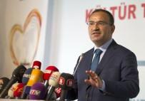 ADALET BAKANLıĞı - Başbakan Yardımcısı Bozdağ Açıklaması 'Barzani Ateşle Oynuyor'