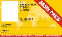 BASIN KARTI - Basın Kartı Komisyonu Toplandı