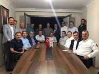 RUMELI - Başkan Ataç'tan Rumelili İş Adamlarına Ziyaret