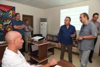 KONYAALTI BELEDİYESİ - Başkan Böcek Açıklaması 'Rehabilitasyon Merkezimiz Örnek Gösteriliyor'