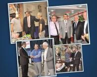 HELAL - Başkan Haluk Alıcık, Esnafın Ahilik Haftasını Kutladı