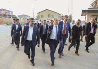 AMELİYATHANE - Başkan Keskin, Yeni Devlet Hastanesinde İncelemelerde Bulundu