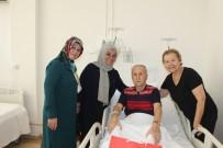 GAZİLER GÜNÜ - Başkan Koç'tan GATA'da Yatan Gazilere Ziyaret