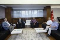 KAPALI ÇARŞI - Başkan Mustafa Çelik, Milli Bağları Güçlendiren Organizasyonların İçinde Olacaklarını Söyledi