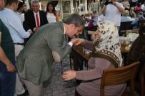 GARNİZON KOMUTANI - Başkan Şirin Şehit Ve Gazi Aileleriyle Bir Araya Geldi