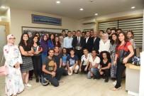 İNİSİYATİF - Başkan Yılmaz, Cumhurbaşkanı Erdoğan'dan Aldığı Ödülü Gençlerle Paylaştı