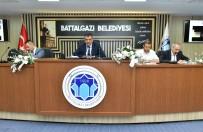 KAMULAŞTIRMA - Battalgazi Belediye Meclisi Olağanüstü Toplandı