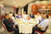 GAZİLER GÜNÜ - Bayrampaşa'da Gaziler Unutulmadı