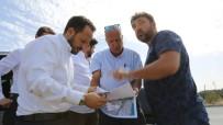 AHMET EDIP UĞUR - BSO Başkanı Uğur Ayvalık'ta İncelemelerde Bulundu