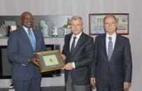 GÜMRÜK VERGİSİ - Büyükelçisi Nkurunziza Açıklaması 'Adana, Ruanda İçin Ürün Tedarik Merkezi Olabilir'