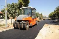 ÖZLEM ÇERÇIOĞLU - Büyükşehirden 163 Milyonluk Yol Yatırımı