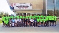 KARŞIYAKA - C Lisans Futbol Antrenörlük Kursu Başladı