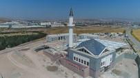 YENI CAMI - Çimşit Mezarlığı Camii Ekim Sonunda Açılacak