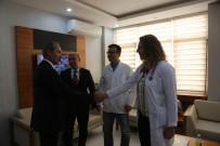 AHMET YıLMAZ - CÜ'ye Atanan Uzman Doktorlar Göreve Başladı