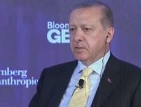 NEW YORK - Cumhurbaşkanı Erdoğan: Bize yalan söylediler