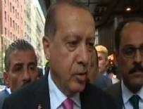 IRAK - Cumhurbaşkanı Erdoğan'dan TEOG açıklaması