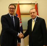 NEW YORK - Cumhurbaşkanı Erdoğan, Sırbistan Cumhurbaşkanı Vucic İle Görüştü