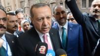 DIŞİŞLERİ BAKANLARI - Cumhurbaşkanı Erdoğan, 'Türkiye'yi Yok Farz Eden Kuzey Irak MGK'da Dersini Alacaktır'
