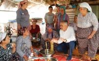 MUSTAFA SAVAŞ - Dağyeni Sakinlerinin Yıllardır Devam Eden Elektrik Sorunu Çözüldü