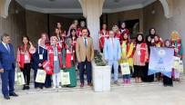 SIĞINMACI - 'Damla Projesi' Gençlerinden Büyükşehir'e Ziyaret