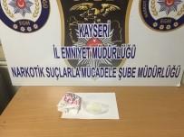 METAMFETAMİN - Develi'den Sonra Sarız İlçesinde Uyuşturucu Operasyonu Yapıldı