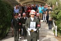BOSTANLı - Emekli Albay Son Yolculuğuna Uğurlandı