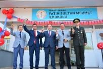 OKULLAR HAYAT OLSUN - Erbaa'da İlköğretim Haftası Kutlandı