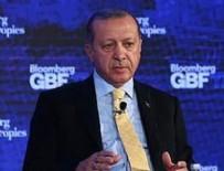KUZEY SURİYE - Erdoğan'dan ABD'ye PYD mesajı: Ben de bunu anlamıyorum