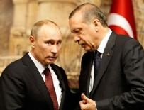 RUSYA DEVLET BAŞKANı - Erdoğan ile Putin 'Suriye'yi görüşecek
