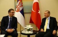 HıRVATISTAN - Erdoğan Plenkovic Ve Vucic İle Görüştü
