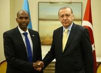 NEW YORK - Erdoğan, Somali Başbakanı Kayre İle Görüştü