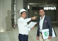 DOLULUK ORANI - Erzurum MNG Alışveriş Ve Yaşam Merkezi, 30 Eylül'de Açılıyor