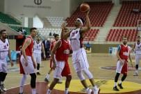 HAZIRLIK MAÇI - Eskişehir Basket'in İlk Rakibi Lokomotiv Kuban