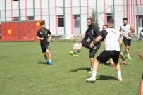 SEMIH ŞENTÜRK - Eskişehirspor, 24 Erzincaspor Maçına Hazır
