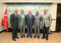 BAKIŞ AÇISI - Gakkoşlar'dan Başkan Yaşar'a Ziyaret
