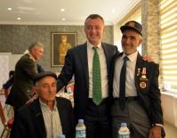 KıNALı - Gaziler Günü'nde Şehit Ve Gazi Aileleri İçin Yemek Verildi
