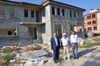 ALI ÇELIK - Gemlik Belediyesi'nden Ziraat Odası'na Yeni Bina
