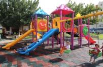 HÜSEYIN ÇALıŞKAN - Haliliye'de Parklar Çocuklar İçin Dizayn Ediliyor