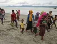 CAN GÜVENLİĞİ - Hindistan Arakanlı müslümanlara deniz sınırını kapattı
