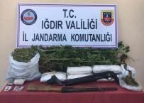 Iğdır'da Uyuşturucu Operasyonu Açıklaması 2 Gözaltı