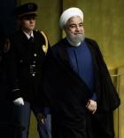 İRAN CUMHURBAŞKANı - İran Cumhurbaşkanı Ruhani Trump'ı Kınadı