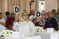 TAŞAĞıL - Kadın Çiftçiler Manavgat Etabı Yapıldı