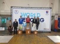 GÜMÜŞ MADALYA - Kağıtsporlu Emine, Ankara'dan Gümüş Madalya İle Döndü