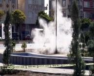 AYDINLATMA DİREĞİ - Kayseri'de 'Şüpheli Paket' Alarmı