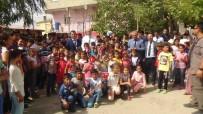 HÜKÜMET KONAĞI - Kulp'ta 'İlköğretim Haftası' Etkinliği