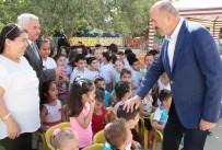 ERTUĞRUL GAZI - Kuyucak'ta İlköğretim Haftası Kutlamaları