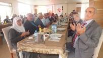 GARNİZON KOMUTANI - Malazgirt'te Şehit Aileleri Ve Gaziler Onuruna Yemek