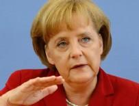 ALMANYA - Merkel Türk gurbetçilere seslendi