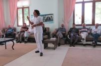 SAĞLIK GÖREVLİSİ - Odunpazarı'ndan 'Sağlıklı Yaşlanma' Semineri