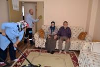 PENDİK BELEDİYESİ - Pendik Belediyesi'nden Yaşlıların Yüzünü Güldüren Hizmet